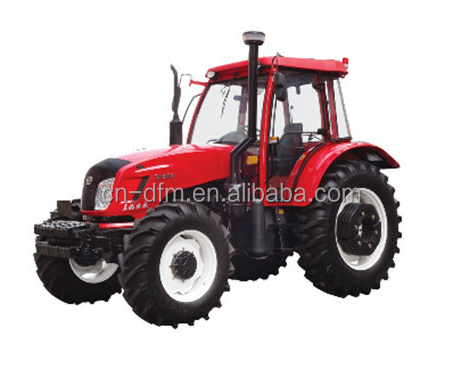 DF 404 farm tractor good engine exporting famous dongfeng Tractor