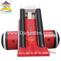 kids outdoor playground inflatable slide/cheap inflatable water slides for sale