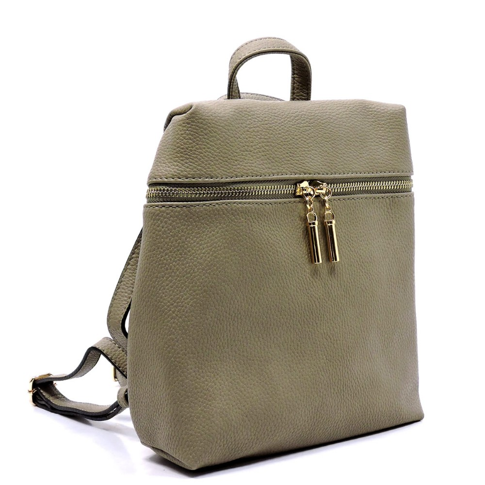 Newest Hot Sell Fashional PU Backpack Faux Leather Cross Body Backpack With Cheap Price