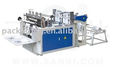 Heat-sealing&Heat-cutting Bag -making Machine