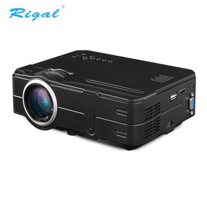 wireless hd mini led projector home cinema smart tv led projector