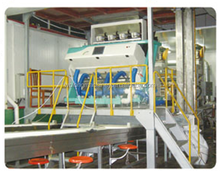 color sorter, peanuts CCD color sorting machine; nuts processing machine 1 Set (Min. Order)