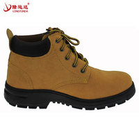 Good price wholesale work safety boots with steel toe
