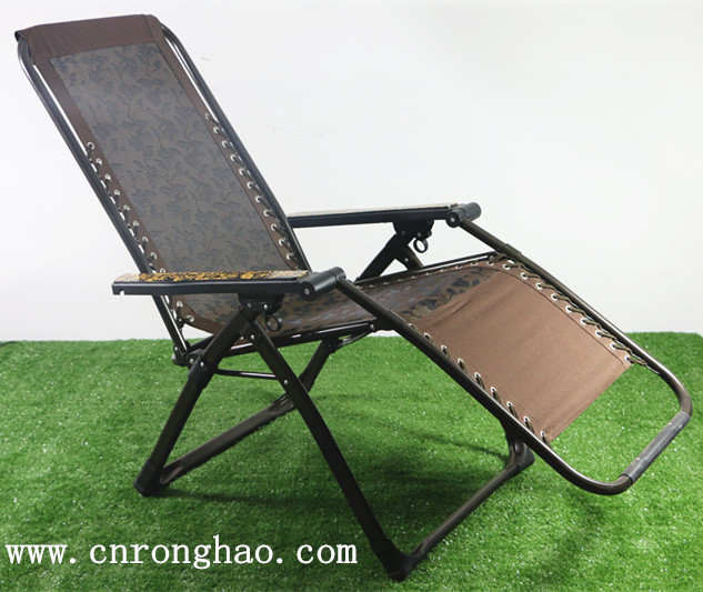 Zero gravity folding recliner chair chair with adjustable legs