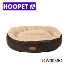 Round dog beds pet health products