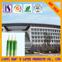 Han's Direct Manufacturer General purpose windshield polyurethane adhesive sealant for aluminum windows and doors