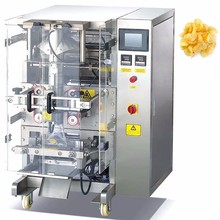 small dose powder chips snack compound bag packaging machine
