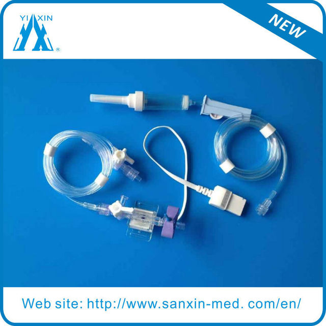 Disposable Blood Pressure Transducer with best quality 2016