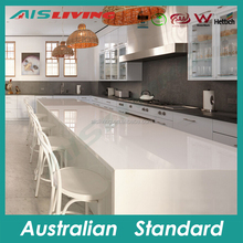 AIS_K76 wall hung kitchen cabinet, glass storage cupboard, kitchen stone table