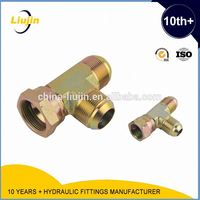 Hi 2017 Factory Supply Hydraulic Coupling