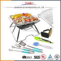 Hot selling good quality japanese bbq grill