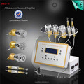 2017 Portable Needle Free Mesotherapy beauty machine/skin care beauty Equipment with 1 year warranty