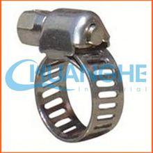 Made in china asian used hose clamp/ clip