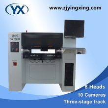 Original High Quality SMT pick and place Machine quality control SMT Chip Mounter 10 Camera Led Manufacturing Machine