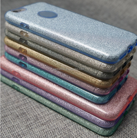 Best phone case supplier wholesale fashion newest tpu pc glitter phone case for iphone 6 6s for iphone 6s plus for iphone 7