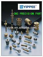 OEM CNC precision turning machining used spare parts small electrical siemens connectors