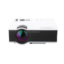 Mini Video Full HD 3d LED projector With Low Cost UC40+