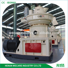 wood fuel pellet making machine