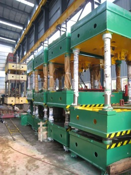 100 ton hydraulic press machine , 100 ton press