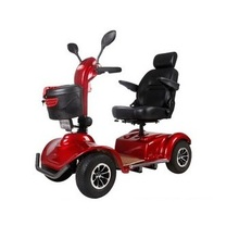Four Wheel Electric Scooter