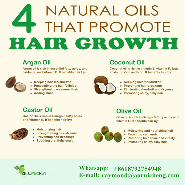 Natural Private Label Argan Oil For Hair