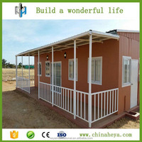 Magic design and model shape prefab house