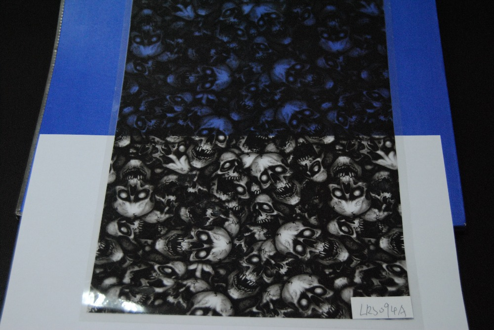 New coming factory outlet water transfer printing film, hydrographic film, aqua print from China LRS094A