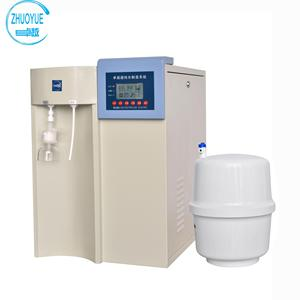Equivalent to Distilled Water Making Machine For Laboratory ZYMICRO