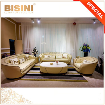 Classical Contemporary Living Room Furniture, Enveloping Tufted Sofa Set With Sleek Design, Comfortable Leather Upholstery Sofas