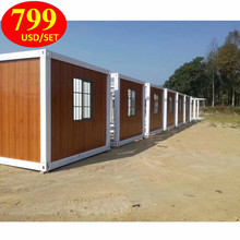 modular container low cost prefabricated wood eps building houses
