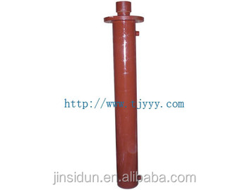 CE ISO telescopic hydraulic cylinder