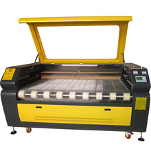Fabric ribbon cutting machine 1610 eastern with auto feed system