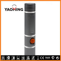Chinese high beam brightest with aspheric lens YM-8088 powerful flashlight for swat