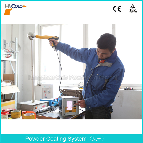 Electrostatic Powder Coating Testing Equipment with High Voltage Output KV Tester