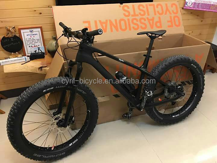 SHIMANOO SLX 20speed CST Tire RST Suspension Fork Sand Snow Beach Cruiser Fat Bike