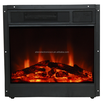Awesome Decor Flame 26 Black Electric Fireplace Insert Heater Lowes With Log Set View Decor Flame Electric Heater Allen Product Details From Allen Download Free Architecture Designs Fluibritishbridgeorg