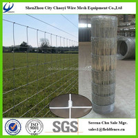 Anping Factory Metal Livestock Farm Fencing Panels