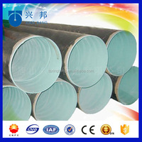 oil gas line seamless steel pipe/tube with 3 layer polyethylene pe coating