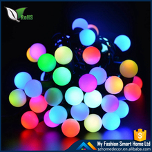 Strip Decorative Lights Led Solar String Light 7m With 50leds Outdoor Hanging Tree Light