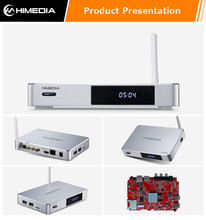 China Hi3798CV200 Quad Core Hard Disk Mini Max TV Wifi Media Player