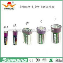 1.5v carbon dry cell leakproof r20p d size um-1 battery