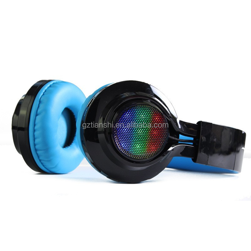Wireless headphones pc rgb - headphones headband wireless