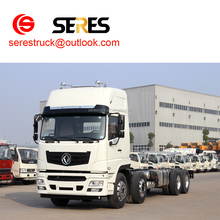Dongfeng tianjin 6*4 Tractor Truck head 315hp trailer head truck prices