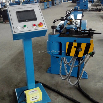 Hydraulic ss Pipe Bending Machine GM-63NCB