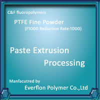 PTFE FINE POWDER F1000 for paste extrusion