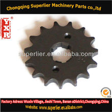 Professional produce chinese motorcycle parts,XR200 STANDARD sprocket,420 and 428 sprocket and chain small