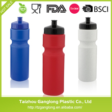 Convenient Useful Plastic Sports Water Bottles As Promotional Gifts