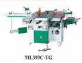 Combine Woodworking Machine ML393C-TG with Arbor dia. 72mm and Arbor speed 5400r/min