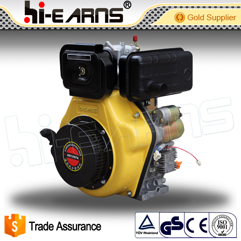 186FAE 10hp Air-cooled single cylinder diesel engine