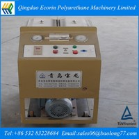 PU forming machine equipment insulation spray foam polyurethane injection molding machine for pipe insulation